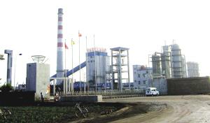 山西榆次长兴焦化有限公司(节电率:33%) - 北京中科
