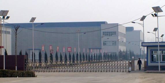 山西洪洞县晓波建材有限公司(节电率:30.7%) - 北京
